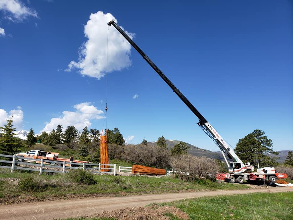 Crane Service Ridgway CO