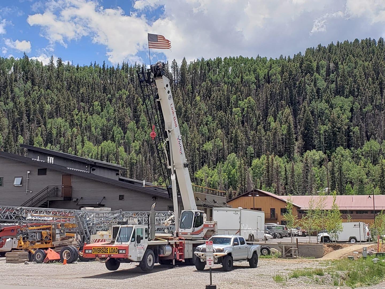 Valley Crane Service Company in Colorado